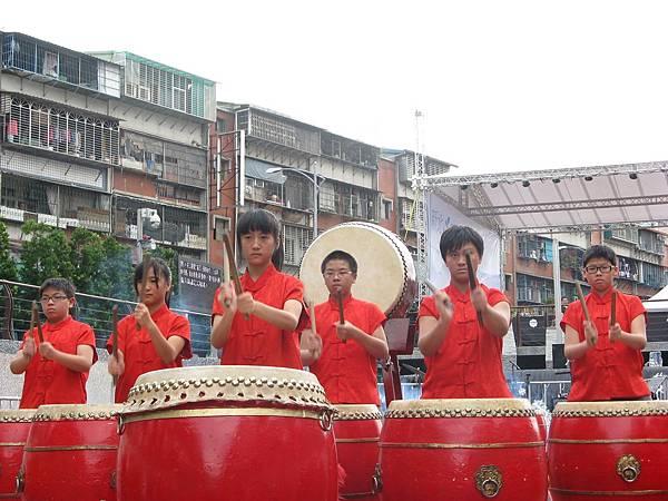 新莊鼓藝團表演 19