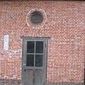 門窗仍保存良好的某處
