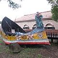 2011淡水國際環境藝術節作品