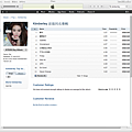 Kimberley's album at iTunes Store