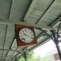 站內的時鐘