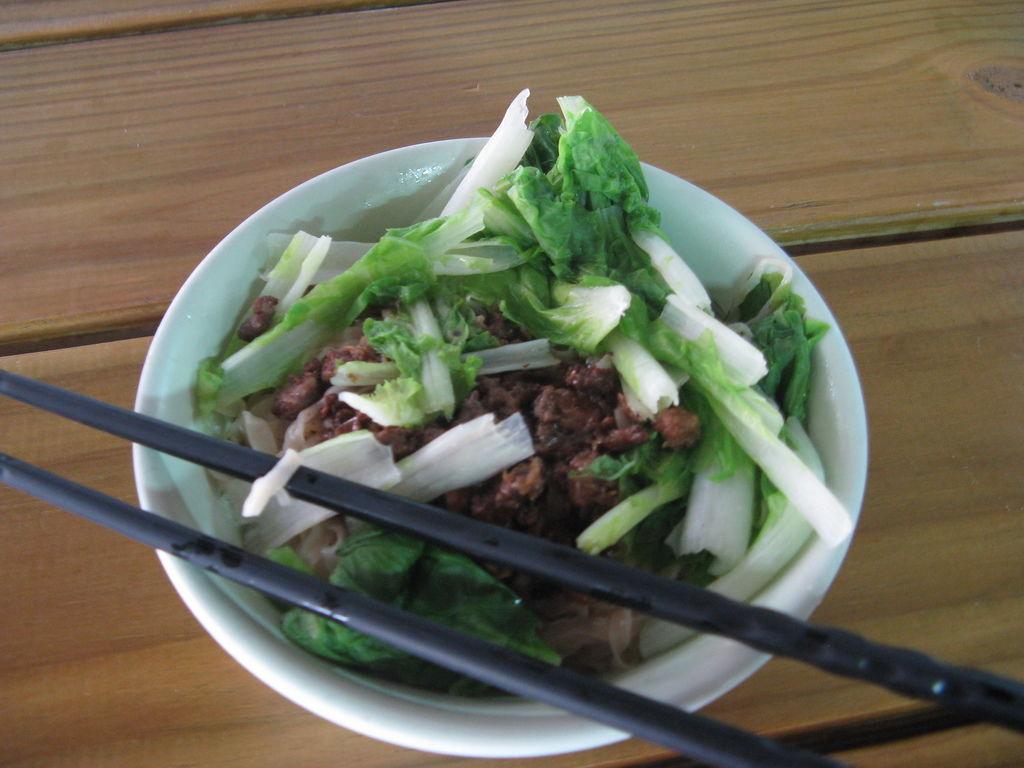 簡單的中餐