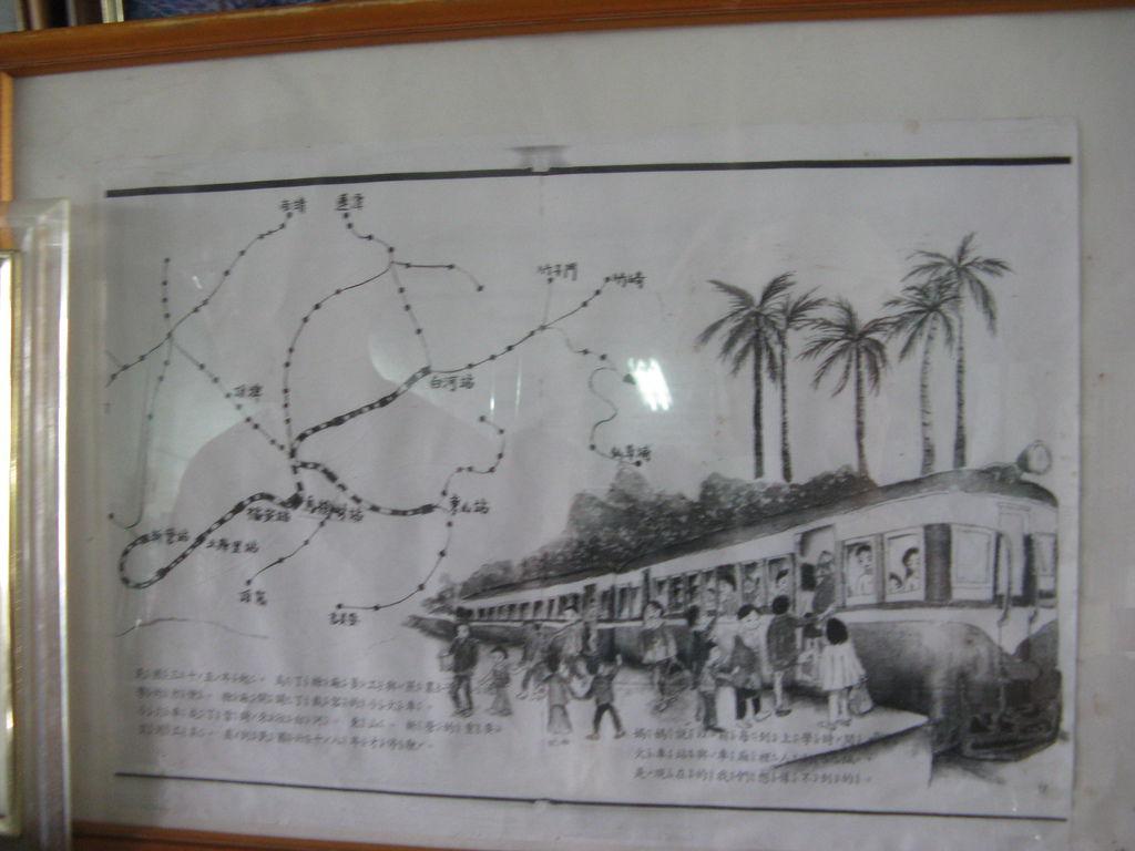 新營-白河/東山間曾經有的鐵路網