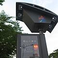 鳳山火車站高級公車站牌