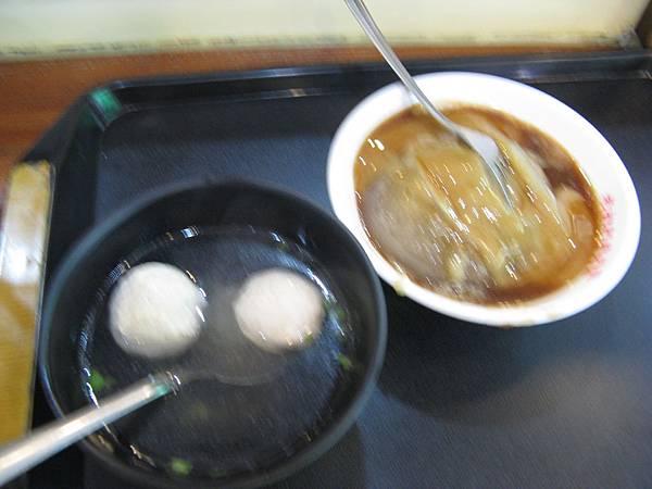 貢丸湯+肉圓
