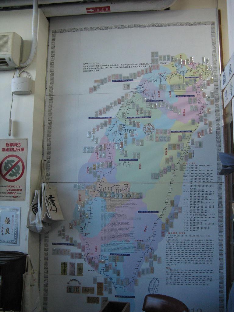 台灣環島鐵路網(含廢線)