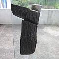 門把上也是木雕作品