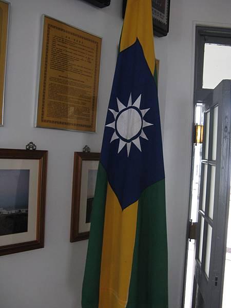 第一次看到這個旗子