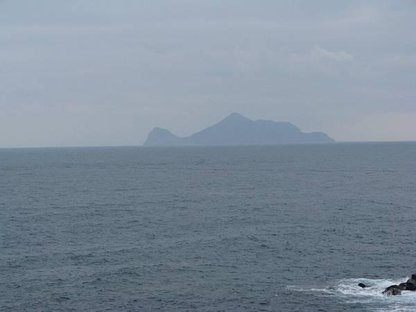 遠眺龜山島