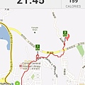 捷運葫洲站走到147大概2公里