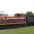 編號17的火車頭