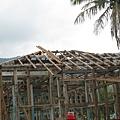 工區中的木屋