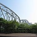 下淡水溪舊鐵橋