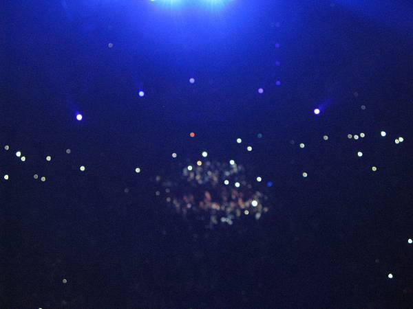 拍到一堆燈…