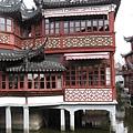 上海豫園九曲橋