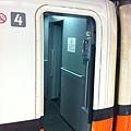 高鐵第 4 節車廂