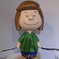 走進花生漫畫 Snoopy 65 週年巡迴特展高雄首站 / Peppermint Patty