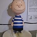 走進花生漫畫 Snoopy 65 週年巡迴特展高雄首站 / Linus