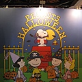 走進花生漫畫 Snoopy 65 週年巡迴特展高雄首站 / Halloween