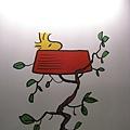 走進花生漫畫 Snoopy 65 週年巡迴特展高雄首站 / Woodstock
