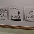 走進花生漫畫 Snoopy 65 週年巡迴特展高雄首站 / Ugly Dog Contest (2)