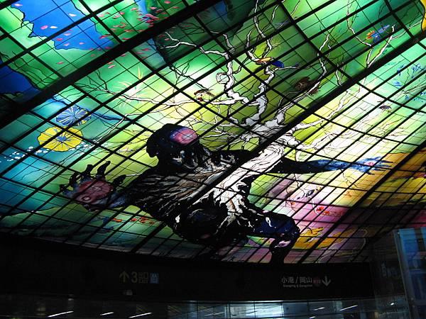 捷運美麗島站光之穹頂