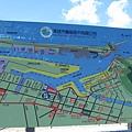 新光碼頭附近地圖