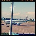 高雄國際機場觀景台