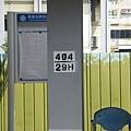 高雄站的 404K 柱子