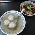 廖川榮米糕+魚丸湯