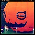 Volvo 南瓜造型氣球