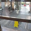 羅東林場內舊火車車廂