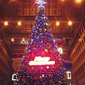 Xmas Tree #1 @ 台鐵台北車站大廳