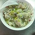 虱目魚肚漿米粉