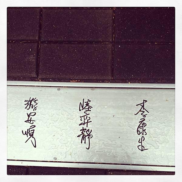 #陸弈靜 #李康生 #kaohsiung #film #signature #怎麼沒放在蔡明亮旁邊