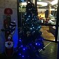 大東文化藝術中心的聖誕樹