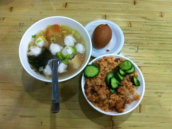 第三頓晚餐@鳳城米糕 #kaohsiung #fengshan #一直吃