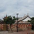 鳳儀書院外牆
