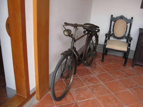 古董腳踏車