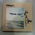 岑寧兒的簽名 :)