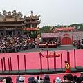 台北市立大學宋江陣初賽-跳過很多人