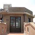 林百貨屋頂的八角樓電梯井