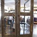林百貨原本的電梯門