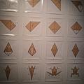 駁二展覽:紙青蛙折紙互動