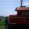 R135 號火車頭