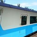 進站的是 40SP 20050 復興號車廂