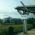 崁頂車站經過