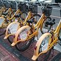 屏東的 P-bike 公共腳踏車