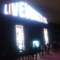 Live Warehouse 排隊人潮