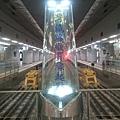 基隆新站的台灣鐵路縱貫線起點